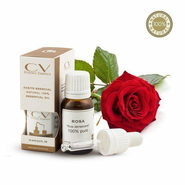 CV Primary Essence Absolute Rose (Rosa Damascena) 100% ...