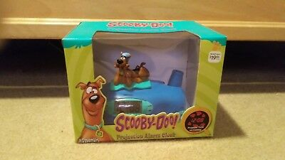 Brand New Scooby Doo Projection Alarm