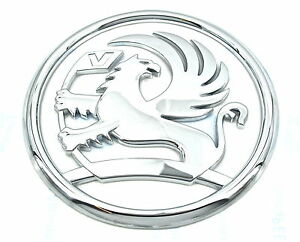 Genuine New VAUXHALL GRIFFIN BOOT BADGE Emblem Opel Corsa