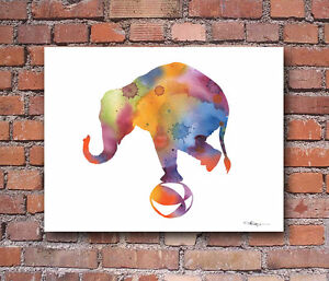 details about circus elephant