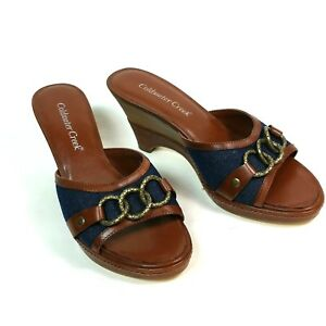 Coldwater Creek Shoes