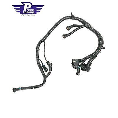 New FICM Fuel Injector Module Wiring Harness For 03-07