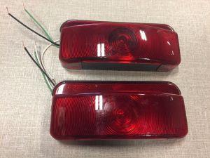 NEW SET RV CAMPER TRAILER STOP TURN BRAKE TAIL LIGHTS 12V
