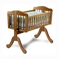 Baby Swing Cradle Woodworking Plans - Cutting list ...