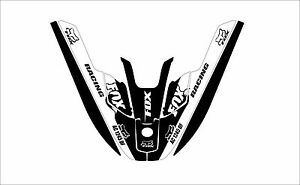 kawasaki 650 sx jet ski wrap graphics pwc up jetski decal