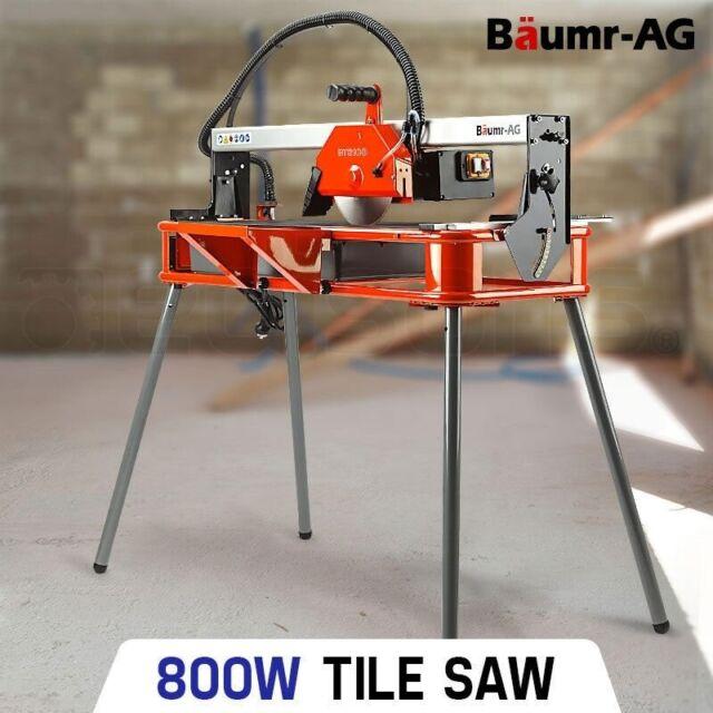 baumr ag bts100 tile cutting table