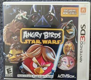 Será el próximo 29 de octubre cuando angry birds star wars salga a la venta, estando disponible para playstation 3, xbox 360, wii u, wii, nintendo 3ds y ps vita. Angry Birds Star Wars Nintendo 3ds 2013 Complete Game 3ds W New Levels 47875767904 Ebay