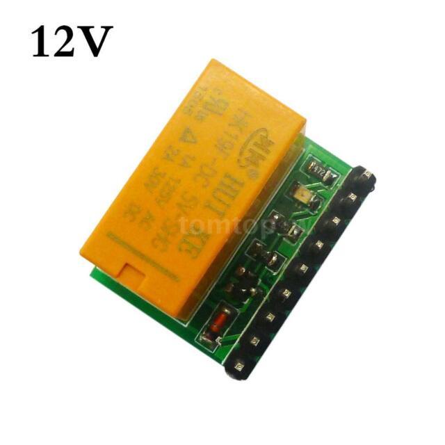 Dpdt Relay Motor Control