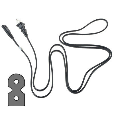 6ft AC Power Cable Cord Lead for Panasonic DMP-BDT215P DMP