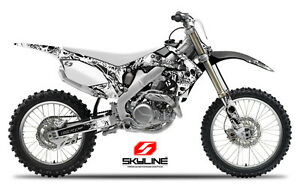 2002 2003 2004 HONDA CRF 450R GRAPHICS KIT CRF450R DECALS