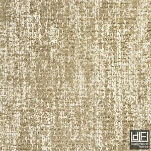 details about olive green beige curtain fabric textured plain chenille soft cushion blind