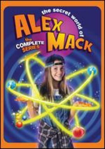 Secret Adventures Of Alex Mack : secret, adventures, Secret, World, Complete, Series, 683904546241, Online
