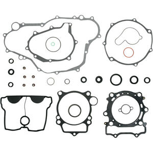 Moose Racing Gasket Kit Set w Oil Seals Yamaha 98-99