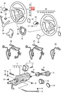 Genuine PORSCHE 911 Boxster Carrera Cayman Steering Wheel