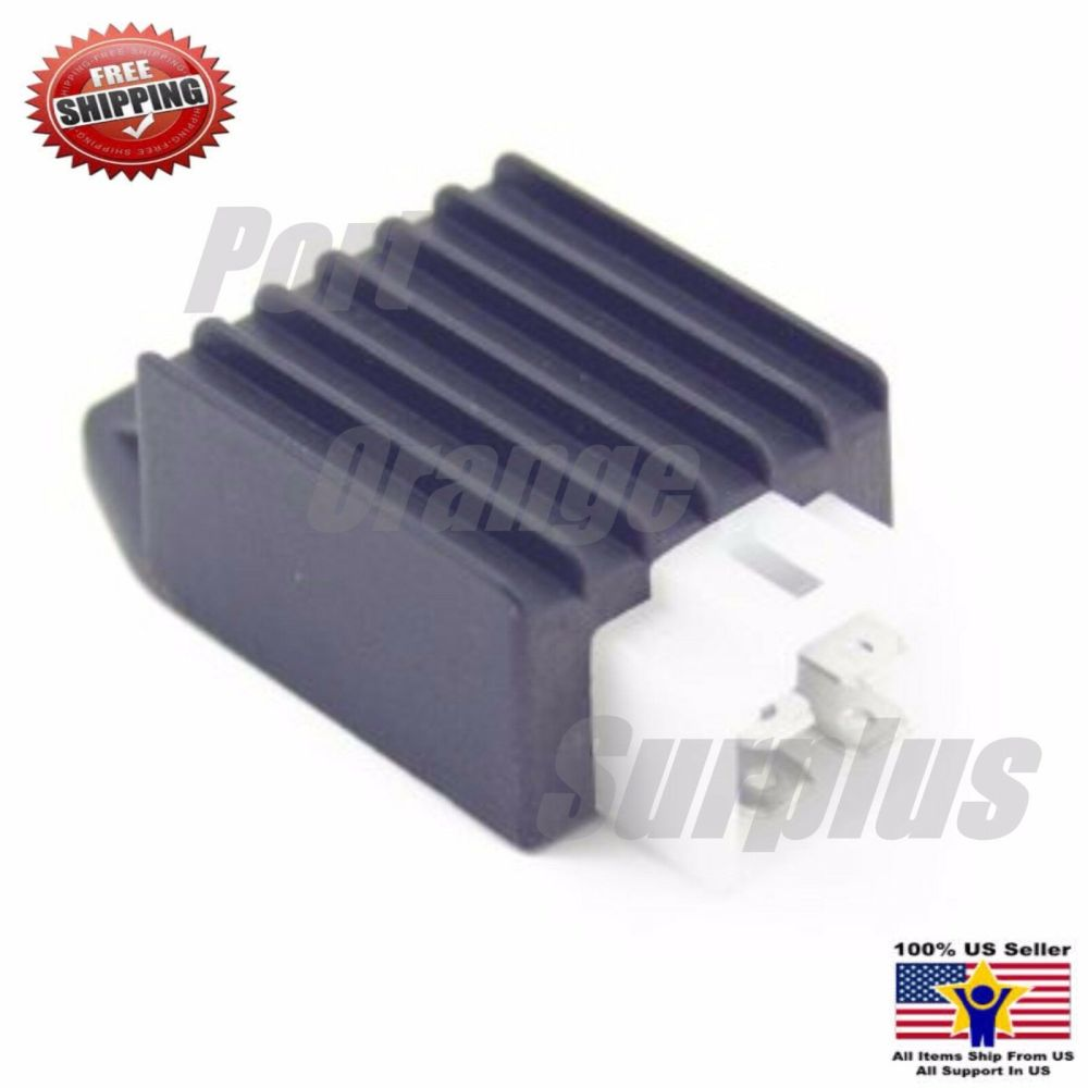 medium resolution of details about new voltage regulator rectifier tomberlin crossfire 150 150r 150cc go kart cart