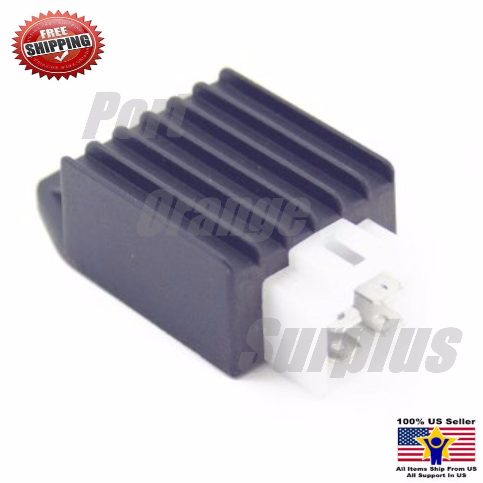 hight resolution of details about new voltage regulator rectifier tomberlin crossfire 150 150r 150cc go kart cart