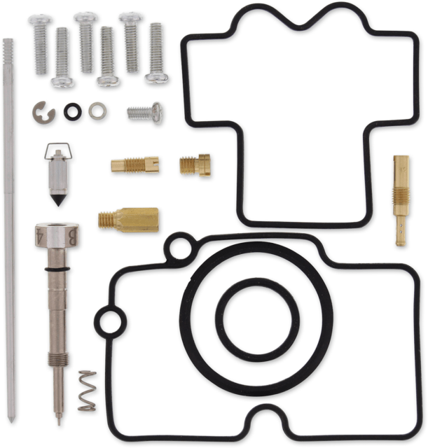 Moose Carb Carburetor Rebuild Repair Kit fits 2009-2010
