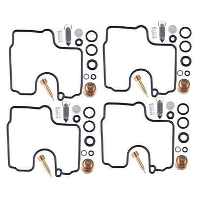 4pcs Carburetor Repair Kit Rebuild Set fit for Suzuki GSX