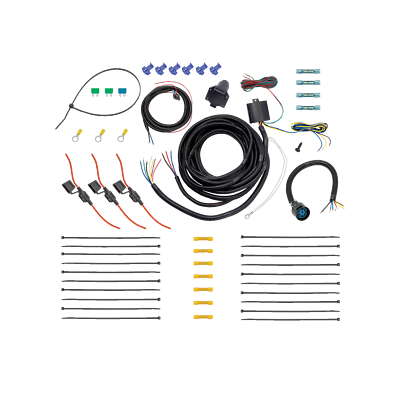 Draw-Tite Tow Harness Wiring 7 Way Complete Kit Works with