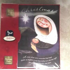 DaySpring Boxed Christmas Cards Inspirational Religious