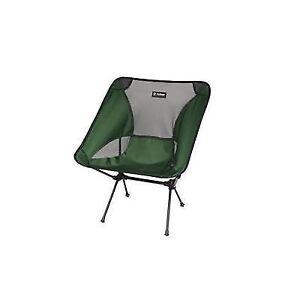 big agnes helinox chair teardrop swing one green ebay