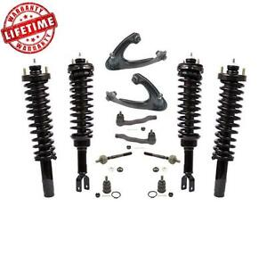 Honda Civic 1996-2000 Front & Rear Complete Spring Struts
