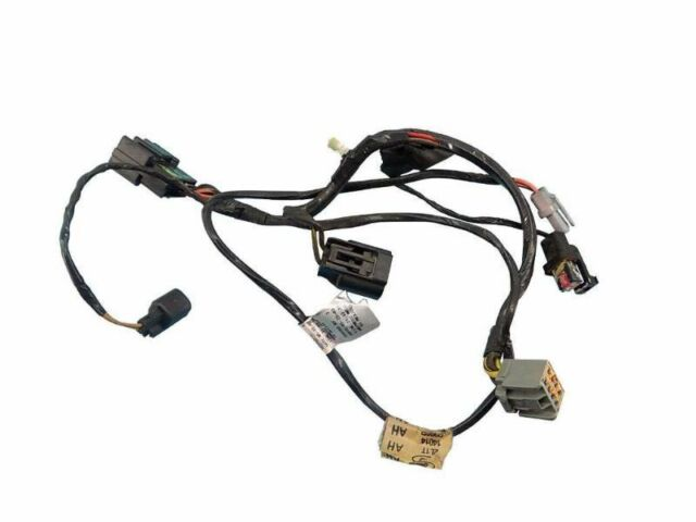 Door Wire Wiring Harness Rear Left Driver Side Ford