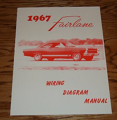 1967 ford fairlane wiring diagram manual other car manuals