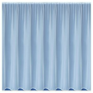 details about new traditional plain window door white net curtain 1146 lead weighted bottom