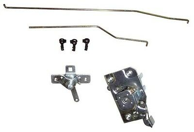 1967 1968 1969 1970 1971 Door Latch & Remote Rod Assembly
