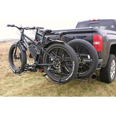 mountain bike fat tire bicycle adjustable hitch rack universal folds carrier 885344753238 ebay