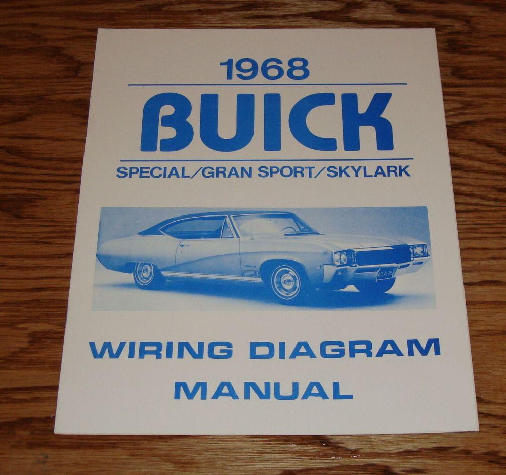 medium resolution of wiring diagram for 1968 buick skylark