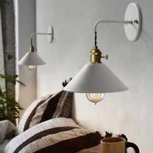 modern wall sconces living room paint decor indoor lights bedroom lamp industrial image is loading