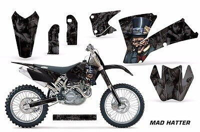 Dirt Bike Graphics Kit Decal Wrap For KTM C1 SX SXS EXC