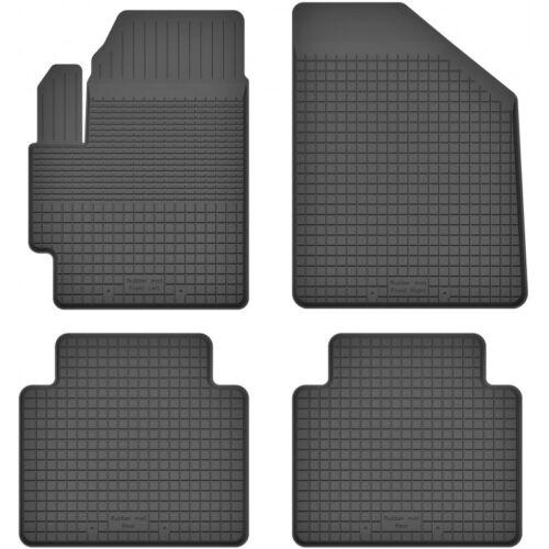 tapis auto caoutchouc tapis tapis de sol 1 5 cm bord s adapte pour citroen c3 picasso 08 16 4 pieces set klassik im klub