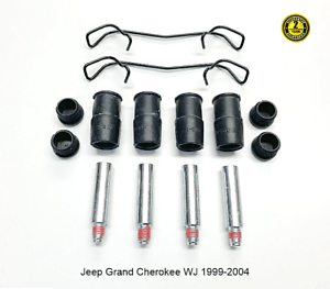 Jeep Grand Cherokee WJ Rear Brake Pads Fitting KIT 1999