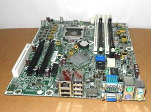 HP Z210 SFF Workstation System Motherboard 615645-001 Lga1155 Socket H2 | eBay