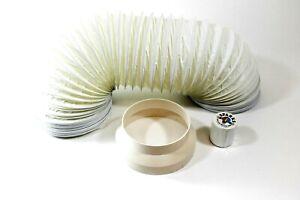 details about 3 metre long vent hose extension kit portable air conditioner ac unit glm33547