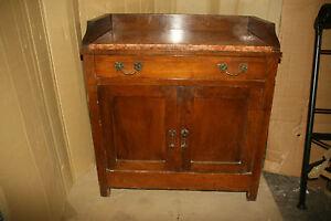 Antike Kommode, Waschtisch mit Marmor Platte eBay