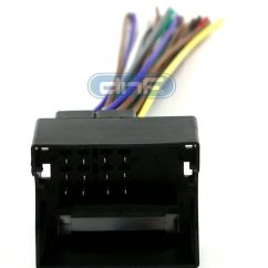 2002 Jetta Monsoon Wiring Diagram Rv Trailer Bmw Vw Passat Cd Player Aftermrket Stereo Harness Adapter (70-9003) | Ebay