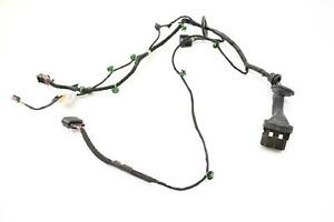 2019 17 18 FORD ESCAPE REAR LEFT DOOR WIRE WIRING HARNESS