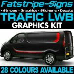 Renault Trafic Mk3 Graphics Stickers Stripes Decals Day Van Camper Swb Lwb L1 L2 Archives Midweek Com