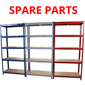 details about spare parts for metal shelving unit industrial rack heavy duty shelf storage bay