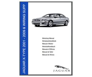 2001 jaguar s type wiring diagram sub configuration x 2009 workshop manual diagrams ebay image is loading amp