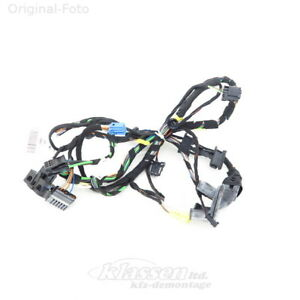 wiring Harness door front Right Mercedes Benz S-Class W221
