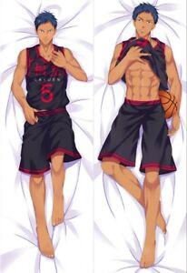 Kuroko No Basket Aomine : kuroko, basket, aomine, Anime, Dakimakura, Kuroko, Basuke, Aomine, Daiki, Pillow