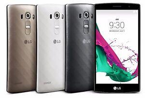 "LG G4 Beat H735 Dual Sim (FACTORY UNLOCKED) 5.2"" 13 MP - Silver Gray Gold"