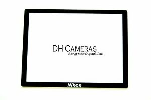 NEW Nikon P510 Outer LCD Screen Display Window Glass