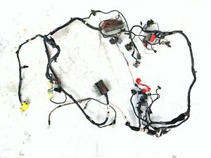 1997 Jeep Wrangler TJ Complete DASH WIRE HARNESS Loom