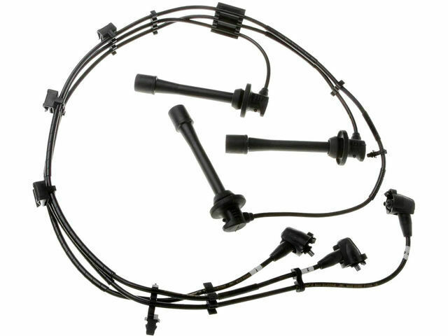 For 1995-2004 Toyota Tacoma Spark Plug Wire Set SMP